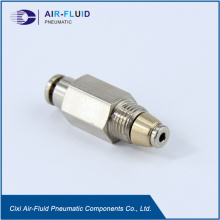 Air-Fluid Quick Lubrication Systems Fittings