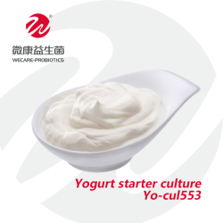 Wecare-bio DVS Stirred Yogurt starter culture Yo-cul553