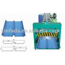 Panel de techo JCH que forma la máquina