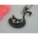 Goose Shape Fashion Stainless Steel Pendants