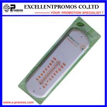 Signalétique d'impression métallique promotionnelle sur le thermomètre mural en métal (EP-T2315)