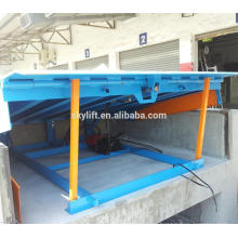 load 5-20t hydraulic fixed car ramp