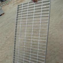 Grade de piso de aço galvanizado para serviços pesados para mezanino