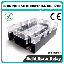 SSR-T40DA-H DC To AC Three Phase Type 40A CE Solid State Relay