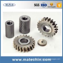 Por peças de automóvel de aço inoxidável da carcaça de investimento da precisão dos desenhos do CAD