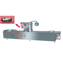 Health Food Vacuum Packing Machine With Color Film Packing