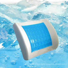 New Cooling Gel Back Support Lumbar Cushion