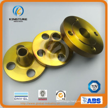 ASME B16.5 Carbon Steel A105n Wn Flange Forged Flange with TUV (KT0405)