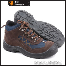 Industrial Leather Safety Shoes with Steel Toecap (SN5192)