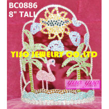 crystal pageant crowns and tiaras