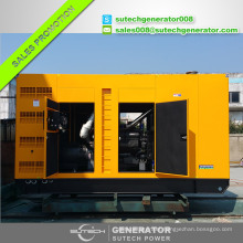 Chinese brand engine good quality 500kw Shangchai 12V135BZLD 1diesel generator price