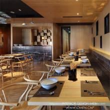 Muebles al por mayor del restaurante de la madera sólida de Uptop (SP-CS207)