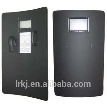 wholesale bulletproof shield model portable bulletproof ceramic shield