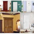 We Can Customize Wooden Non Standard Door!
