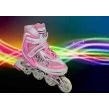 Ck-903 Carton Pink Inline Skate