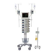 Système de perfusion perfusion vétérinaire pompe seringue pompe (SC-2000IIB)