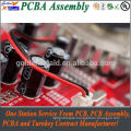 12v power supply pcb with 2mm pcb board thickness video pcb assembly