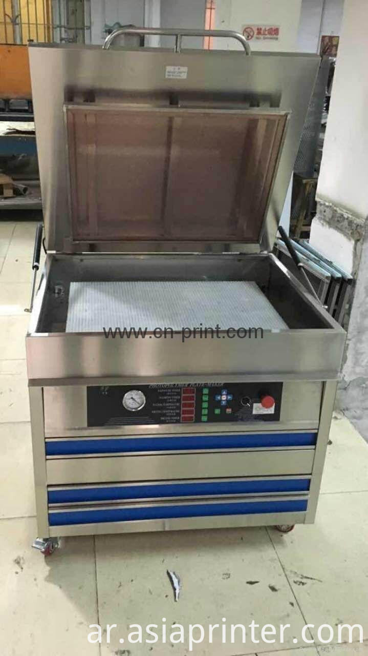 polymer plate image making machinery