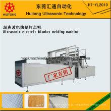 Máquina de solda por manta ultra-sônica automática