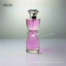 Bouteille de parfum de conception spéciale pour le parfum exclusif