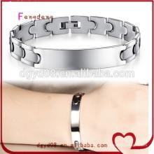Pulseira de aço inoxidável, pulseira de aço inoxidável 316L 2015