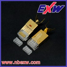 Conector RJ45 Golden Cat.6A