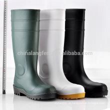 Botas de geléia, botas de chuva masculina, botas de chuva com monograma W-6037