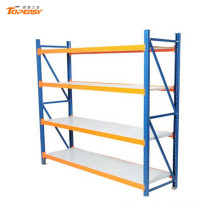 rack de prateleira de metal boltless industrial rack de armazenamento de metal