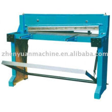 seller of 1*1300 pedal shearing machine, steel sheet shearing machine,