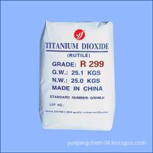 PVC Masterbatch Grade Titanium Dioxide Rutile R299