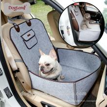 Protecteur de couverture de siège avant de chien de gamme de nature pour des voitures