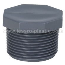 ASTM SCH40-MALE THREAD PLUG
