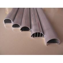 Revestimento de perfil de alumínio revestido em alumínio PVDF extrudado