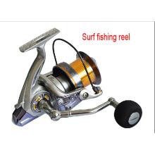 Novo Desgin 14bb Surf Fishing Reel Spinning carretel de pesca