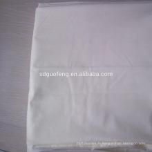 100% coton tissu de calicot non blanchi 30 * 30 68 * 68 doublure tissu, paking ball