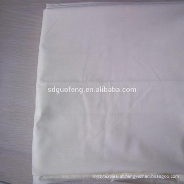 100% algodão Unbleached chita tecido 30 * 30 68 * 68 tecido forro, paking bala