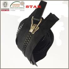 Kunststoff Leder Reißverschluss Leder (# 5)