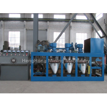 High Intensity Three Disc Belt Dry Type Magnetic Separator