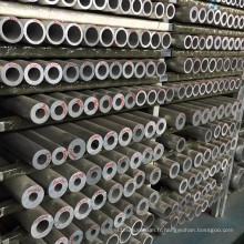 Tube en aluminium de haute qualité pour le transport ferroviaire
