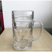 1L beer glass mug