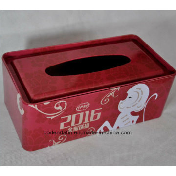 Custom Made Glossy Printed Gift Tin Box
