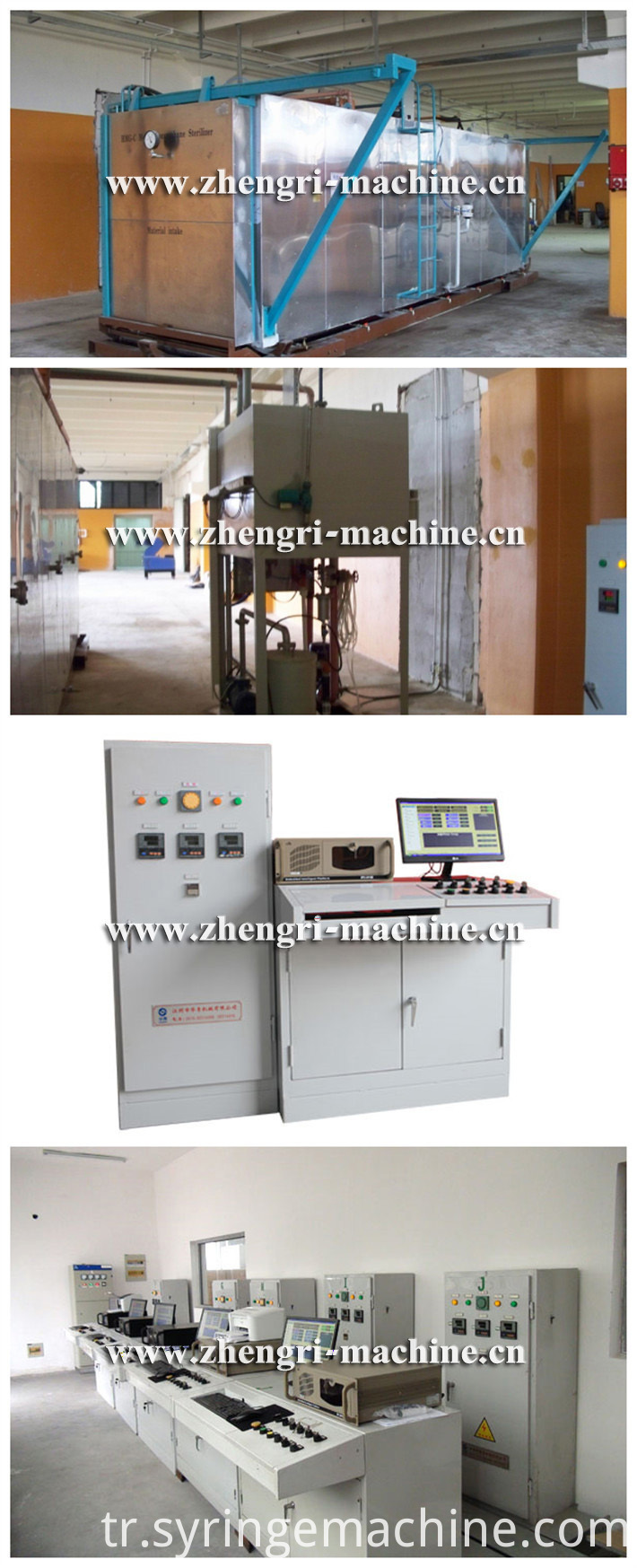 EO STERILIZER EQUIPMENT