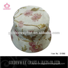 wholesale cheap custom printed bucket hats