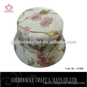 wholesale cheap custom printed bucket hats