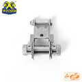 "1.5"" Wrench Drive Stainless Steel Ratchet Buckle"