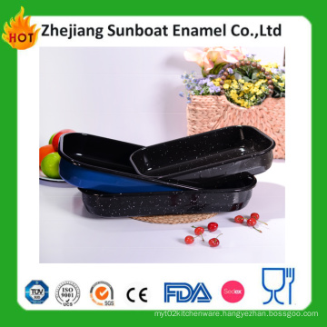 Sunboat Kitchenware/ Kitchen Appliance Enamel Tray/Plate Bake Sets