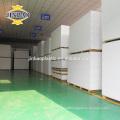 JINBAO expanded white waterproof pvc foam sheets 8mm