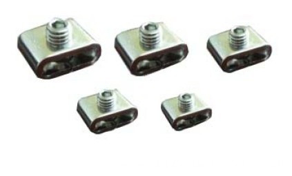 Stainless Steel Banding Screw Buckle