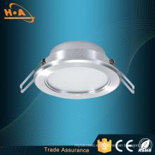 5W 10W 15W MAZORCA Iluminación de techo de alta potencia LED Downlight