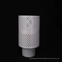 Zirconia Ceramic Dispersion Wheel Ring Pipe Tube Rod Sleeve Substrate for Wheel Ceramic Grinding Powder